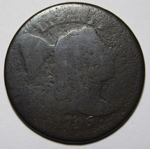 1795 Liberty Bust Large Cent Scarce Coin Lot# MZ 4042