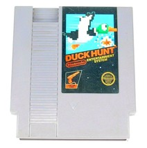 Duck Hunt - Original NES Nintendo Light Gun Game - Tested + Working & Au... - $18.69
