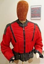 vtg Hein Gericke Motorcycle Lined Jacket vtg zip-up Racing coat Men's la... - $60.78