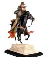 Gentle Giant Studios - Indiana Jones on Horse 28cm Statue - $490.05
