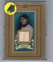 2003 Topps 205 Relics #JGO Juan Gonzalez Bat NM-MT MEM  - $35.60
