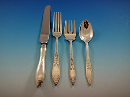 Lady Claire by Stieff Sterling Silver Flatware Set for 8 Service 32 pieces - $1,950.00