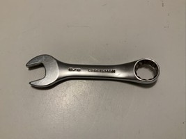"""Vintage Craftsman 5/8""""  #44107 Stubby Wrench, 12 pt. Made In the USA - $12.00"""