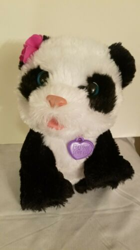 Primary image for Furreal Interactive Pom Pom My Baby Panda -  Walks and Makes Sounds