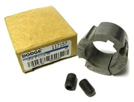 "BRAND NEW IN BOX DODGE TAPER LOCK BUSHING 1-1/4"" MODEL 117157 - $12.99"