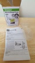 Haakaa Manual Silicone Breast Pump 4 oz - Box opened - $7.66