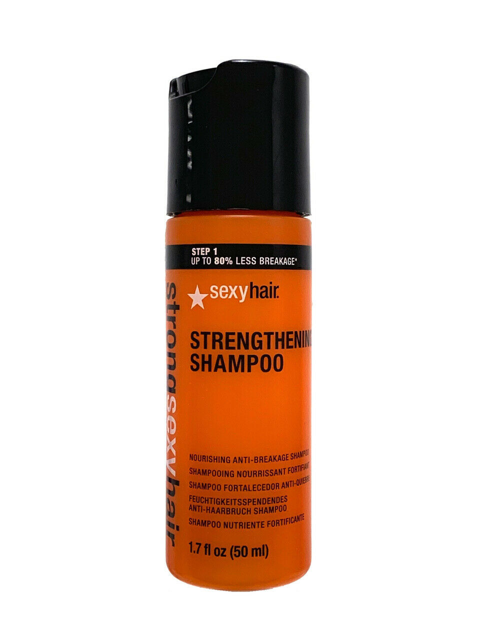 Primary image for Strong Sexy Hair Strenghtening Shampoo 1.7 OZ / 50 ML Travel Size
