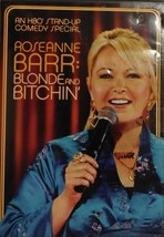 Roseanne Barr Stand-Up Comedy DVD - $4.95