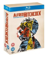 Alfred Hitchcock - Masterpiece Collection [Blu-ray Disc Box Set] Classic Movies - $69.99