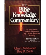 The Bible Knowledge Commentary: New Testament - $247.99