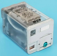 EATON CUTLER-HAMMER D3PF2AT1 SER. A1 RELAY 12AMP 240VAC 24VDC COIL 8PIN image 1