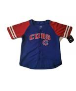 Chicago Cubs MLB Genuine Merchandise Kids Toddler Jersey  Size: 3T (P) - $19.39