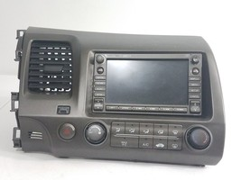 06-09 HONDA CIVIC RADIO CD GPS NAVIGATION COMPLETE  39541 SMS A010 M1 OEM - $539.99