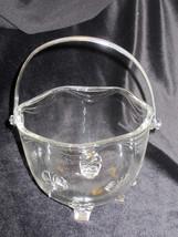 FOSTORIA CRYSTAL ICE BUCKET CORONET VINTAGE - $45.49