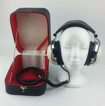 Pioneer SE-50 Vintage Stereo Headphones with Hard Case  - $37.70
