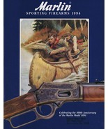 ORIGINAL Vintage 1994 Marlin Sporting Firearms Catalog - $19.79