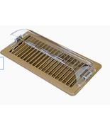"Accord  4"" x 9"" Adjustable Magnetic Mount Plastic Floor Air Deflector - $7.79"