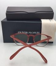 New Oliver Peoples Eyeglasses Elins Ov 5241 1336 48-20 145 Grey Gradient Frame - $339.95