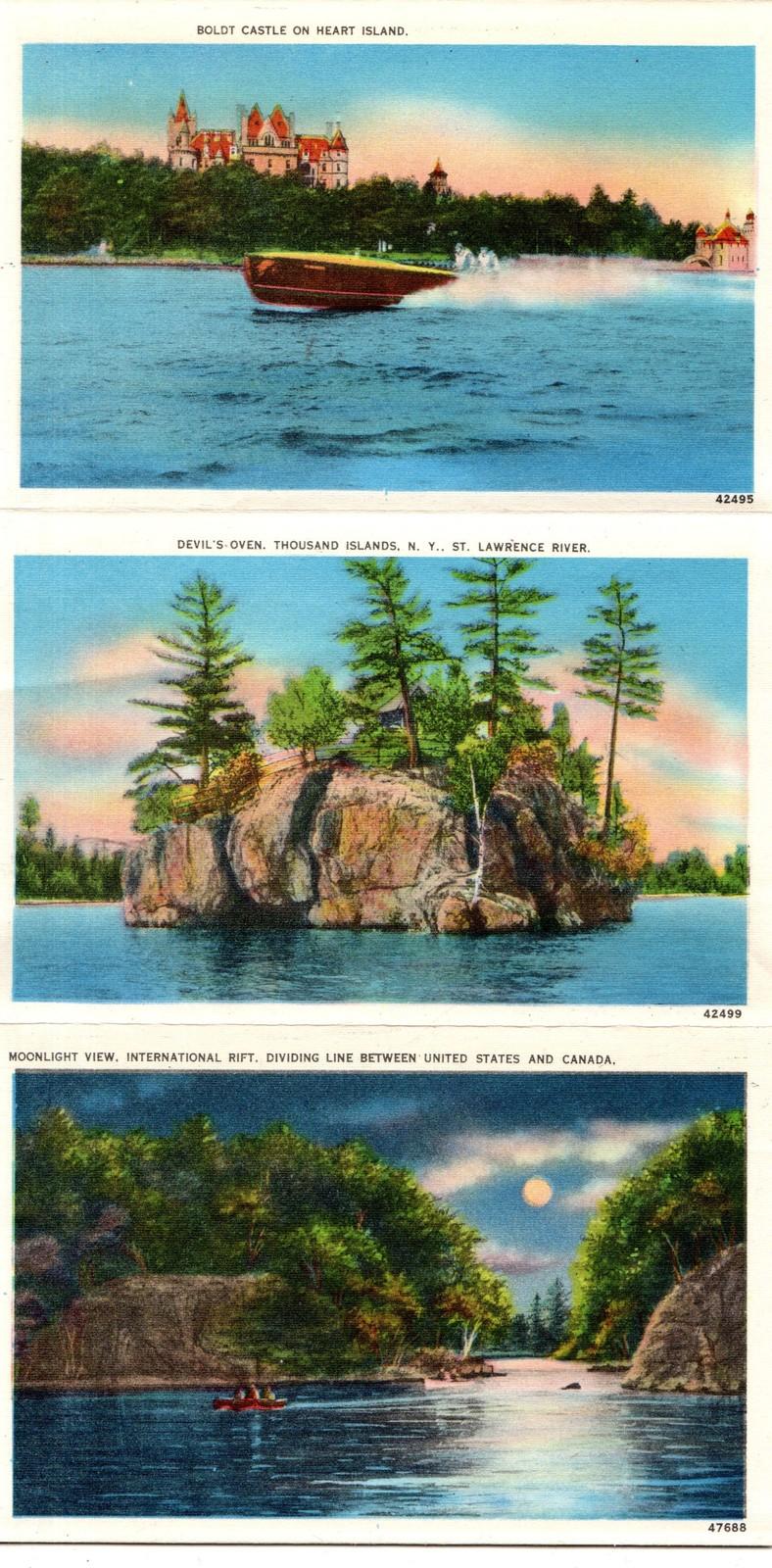 Thousand Islands Venice Of America Book & Souvenir Photo Booklet image 15