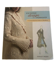 KNITWEAR DESIGN WORKSHOP ~~ A Comprehensive Guide to Hand-knits - $59.40