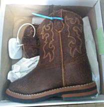 JD 1324 Johnny Poppers John Deere Infant/Toddler Western Boot-ON SALE! - £54.25 GBP