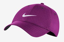 NEW! NIKE Adult Unisex Legacy91 DRI-FIT Golf Hat/Cap-Bright Grape BV1076... - $54.33
