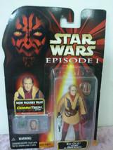 Star Wars Hasbro Episodio 1 Ric Olie con Casco y Naboo Lanzador Figura d... - $16.43