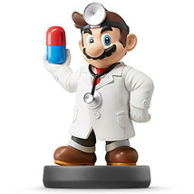 amiibo Doctor Mario (Super Smash Bros. Brawl Series) JAPAN F/S - $38.64