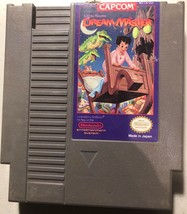 LITTLE NEMO THE DREAM MASTER ORIGINAL NINTENDO GAME SYSTEM NES Tested - $8.90