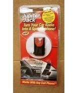 Telebrands Jupiter Jack Hands-Free Cell Phone Adapter Good Price - $13.56