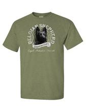 Belgian Shepherd T Shirt Groenendael Pet Owners Dog Puppy Military K9 Un... - $23.75+
