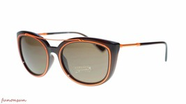 Versace Cat Eye Women's Sunglasses VE4336 509373 Transparent Brown Lens ... - $194.00