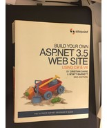 Build Your Own ASP. NET 3. 5 Website Using C# and VB by Darie & Barnett.... - $12.00