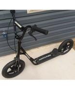 Dyno 90's Freestyle Old School Trick Silver Black BMX Kick Bike Scooter  - $210.38