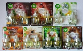 Air Wick Scented Oil 2 Refills 0.67 Each Your Choice NEW - $8.90+