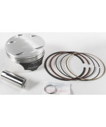 Wiseco 100mm Stock Standard Bore Piston 9.9:1 Raptor Rhino Grizzly 660R ... - $139.95