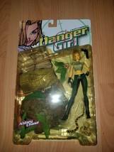 Danger Girl ABBEY CHASE Action Figure McFarlane Toys 1999 - $15.00