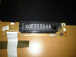 SAMSUNG BD-P3600 FRONT BOARD AK41-00913A - $4.99