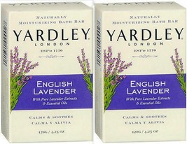 Yardley London Soap English Lavender (2 Bars) - $4.00
