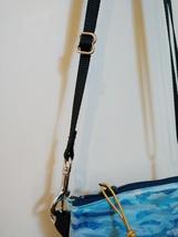 California Poppies - 3 Pocket Zippered Crossbody Bag image 4