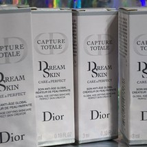 6x 3mL NEW IN BOX Dior Dream Skin Global Age Defying Skincare 18mL Total image 2
