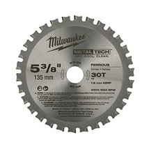 Circular Saw Blade 5-3/8 in 30 Teeth - $57.06