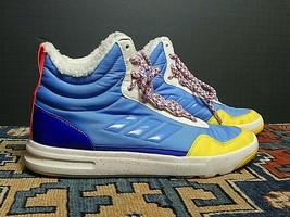 Adidas Irana Sneakers Faux Fur Stella Sport Hi-Top Training Sneaker Sz. ... - $51.78
