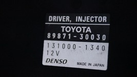 Toyota Lexus Fuel Injector Control Module Driver 89871-30030 image 2