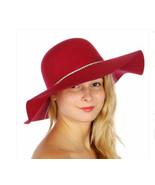 Dressy Church Hat Floppy Hat with Rhinestones - $19.99