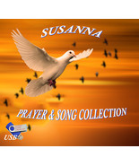 PRAYER & SONG COLLECTION by Susanna - ON A USB FLASH DRIVE - $149.95