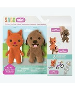 Sago Mini Walk &-Play Finger Puppets Ages 3 and Up - $14.84