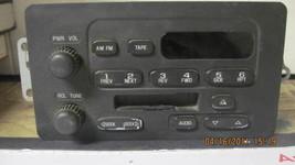 GM Cassette Radio OEM 09379061 - $31.67