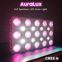 AuraLux 1000w LED Grow Light Full Spectrum Cree/Bridgelux - Free Shipping - $1,499.00