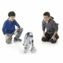 Star Wars 94254 R2-D2 Interactive Astromech Droid, 17.1 x 11.7 x 11.5-Inch image 2
